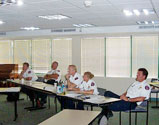 Training Services - courses, seminars, and programs to fire-fighting, protection, and emergency service agencies